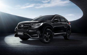 New Honda CR-V Black Edition