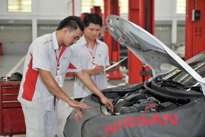 Nissan Motor 7