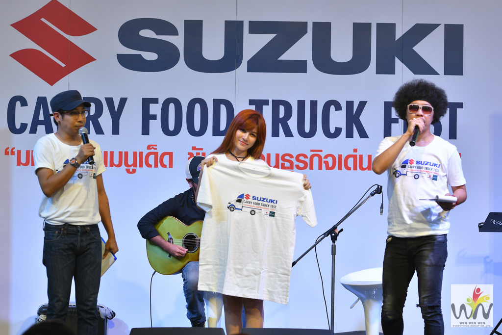 Event : Suzuki Carry Food Truck Fest  2016