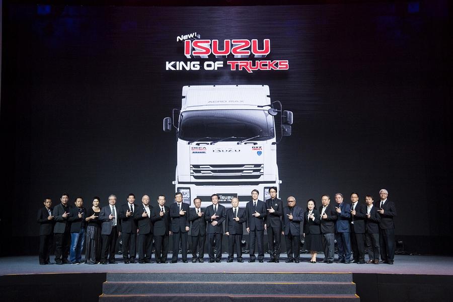 Isuzu King of Trucks