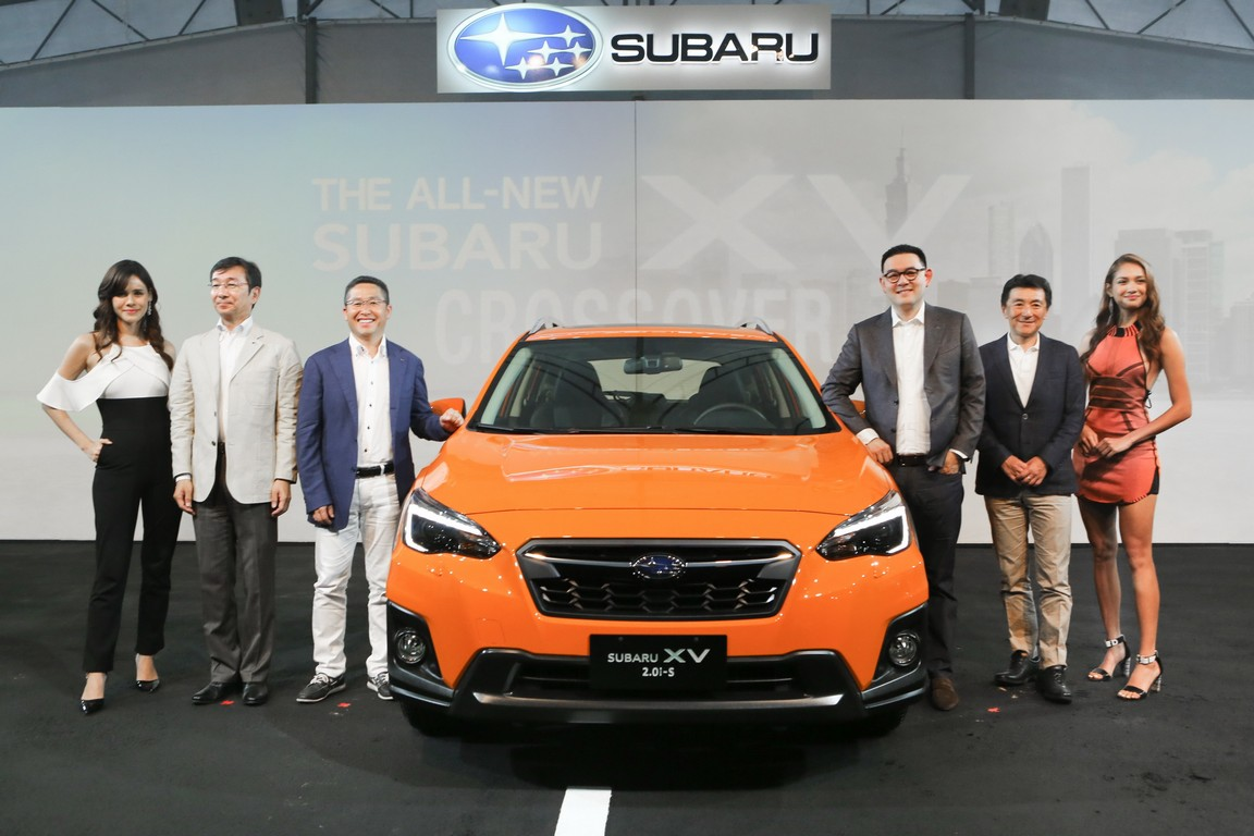 The All-New Subaru XV