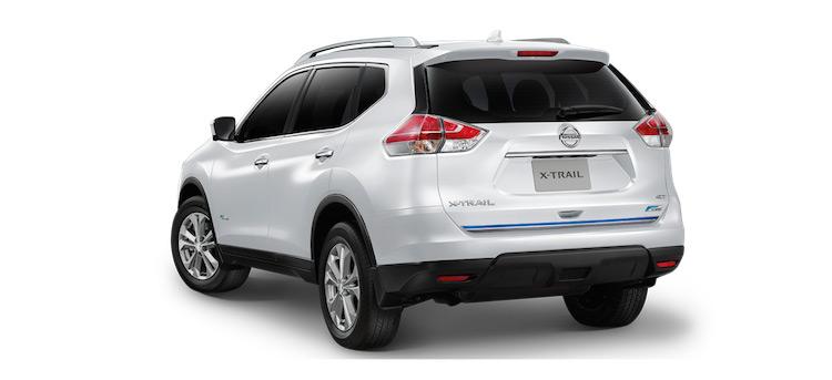 Nissan X-Trail & X-Trail Hybrid