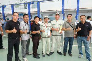 Axaltacoating_Toyota Skill Contest