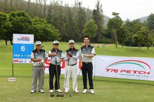 Isuzu Thailand Master 2017 Round 2 Alpine