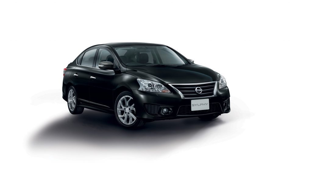 Nissan Sylphy 1.6 DIG Turbo