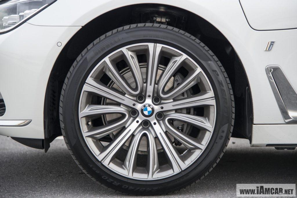 BMW 740Le xDRIVE PLUG IN HYBRID