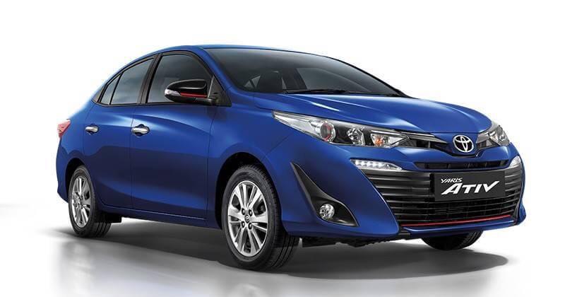 รูปรถยนต์ Toyota Yaris ATIV