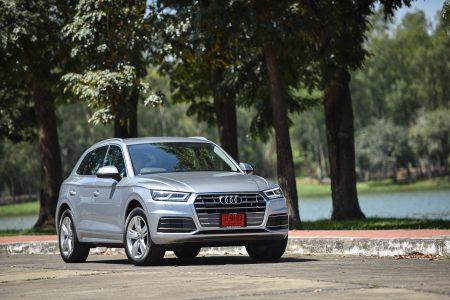 Review Audi Q7 Audi Thailand (ทดสอบออดี้ Q7)