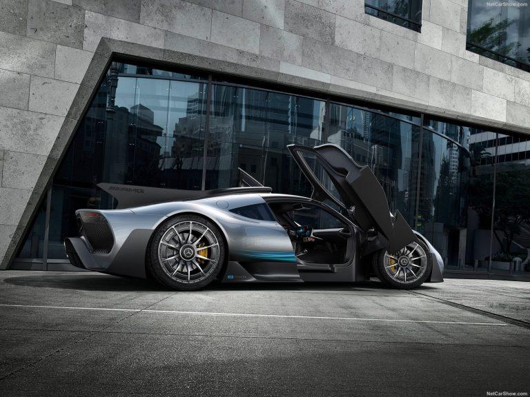 Mercedes-Benz Mercedes-Benz AMG Project ONE เมอร์เซเดส-เบนซ์ เอเอ็มจี โปรเจค วัน คอนเซ็ปต์AMG Project ONE เมอร์เซเดส-เบนซ์ เอเอ็มจี โปรเจค วัน คอนเซ็ปต์