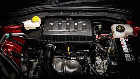 Engine-MG-ZS-2017