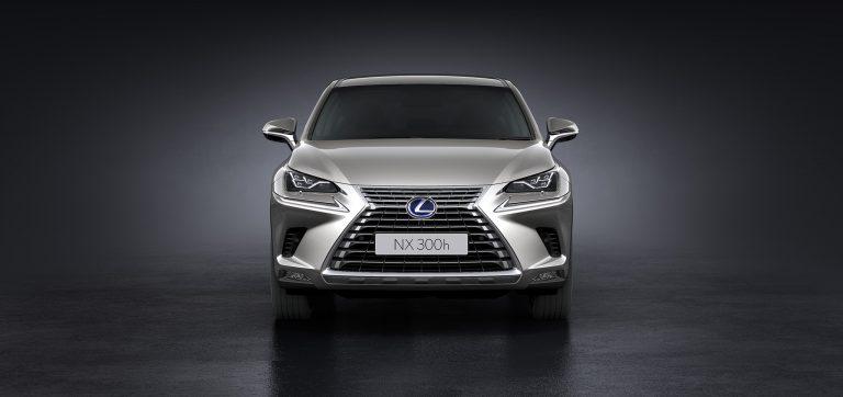 New Lexus NX 2018 เลกซัส เอ็นเอ็กซ์ ใหม่ 2018 Lexus NX เลกซัส เอ็นเอ็กซ์ Price ราคา 2018 แนะนำ รีวิว รถใหม่ รถไฟฟ้า ไฮบริด Lexus Hybrid Drive กระจังหน้า ไฟหน้า