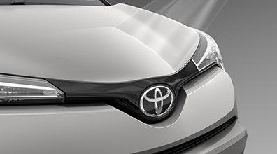 รวมชุดแต่ง Accessories Part Toyota C-HR 2018 (โตโยต้า ซี-เฮชอาร์ 2018) จัดเต็มทั้งภายนอก, ภายใน และอุปกรณ์เสริมสมรรถนะ Toyota C-HR 2018 โตโยต้า ซีเฮช-อาร์ 2018 Accessories ชุดแต่ง ภายนอก ภายใน อุปกรณ์เสริม เสริมสมรรถนะ Paint Protection Film - Hood And Fender ฟิล์มป้องกันรอยฝากระโปรงหน้า และกันชนหน้า
