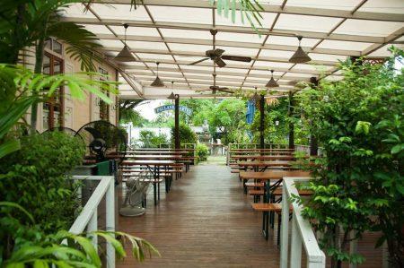 Paulaner Garden