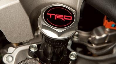 รวมชุดแต่ง Accessories Part Toyota C-HR 2018 (โตโยต้า ซี-เฮชอาร์ 2018) จัดเต็มทั้งภายนอก, ภายใน และอุปกรณ์เสริมสมรรถนะ Toyota C-HR 2018 โตโยต้า ซีเฮช-อาร์ 2018 Accessories ชุดแต่ง ภายนอก ภายใน อุปกรณ์เสริม เสริมสมรรถนะ Performance Oil Cap ฝาปิดน้ำมันเครื่องยนต์ พร้อมโลโก้ TRD
