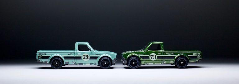 Diecast Car Model, Hot Wheels, รถโมเดลเหล็ก, ฮอทวีล, T-Hunt, Treasure Hunt Series, Super Treasure Hunts