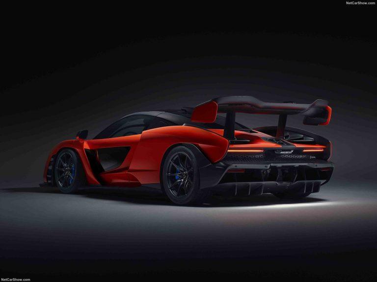 McLaren Senna, Hyper Car
