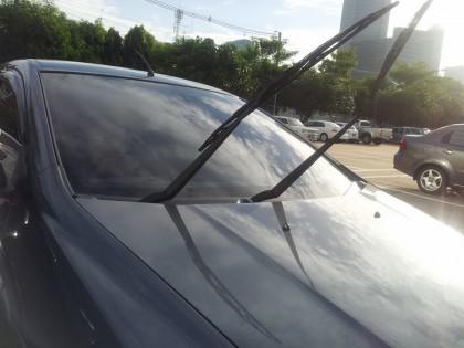 Wiper Blade, อุปกรณ์ปัดน้ำฝน