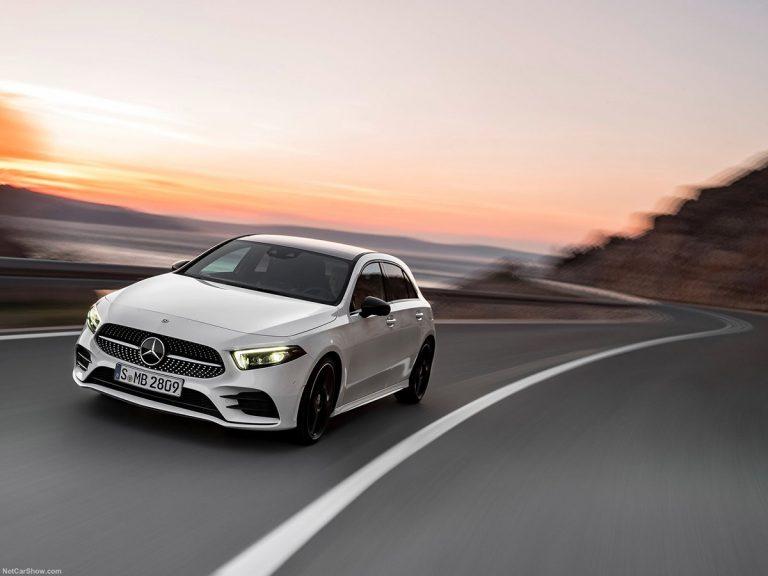Mercedes-Benz, A-Class, เมอร์เซเดส-เบนซ์, เอ-คลาส, 2018, 2019, newcar, productioncar, details, price