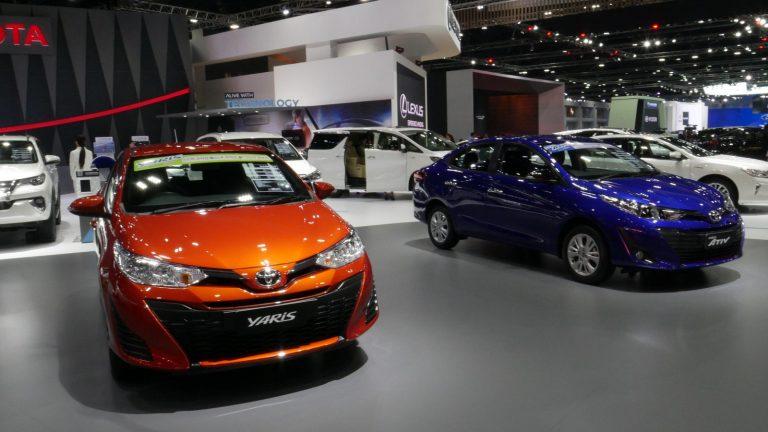 Toyota, โตโยต้า, Motor Show 2018