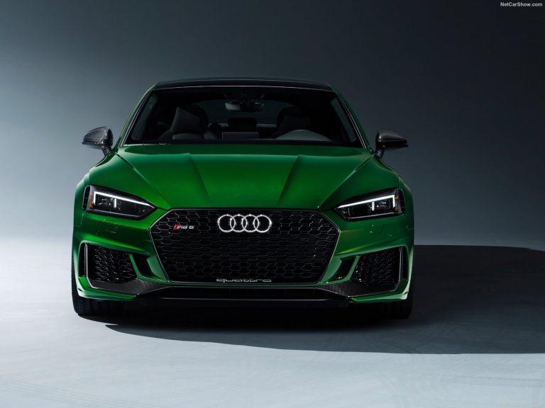 Audi RS5 Sportback, Audi Sport