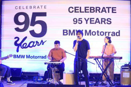 บีเอ็มดับเบิลยู มอเตอร์ราด ประเทศไทย ฉลองครบรอบ 95 ปี บีเอ็มดับเบิลยู มอเตอร์ราด