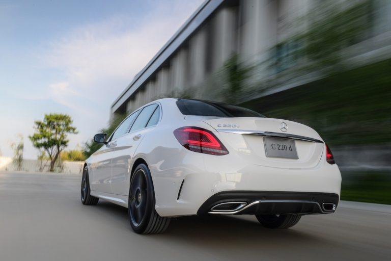 The new C-Class, บริษัท เมอร์เซเดส-เบนซ์ (ประเทศไทย) จำกัด, Mercedes – Benz Thailan