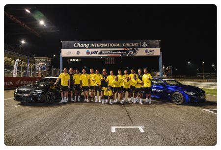 BMW Track Night with Return of the Legends
