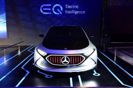 """""""เมอร์เซเดส-เบนซ์ อีคิว เทค เดย์ 2018""""(Mercedes-Benz EQ Tech Day 2018)"""