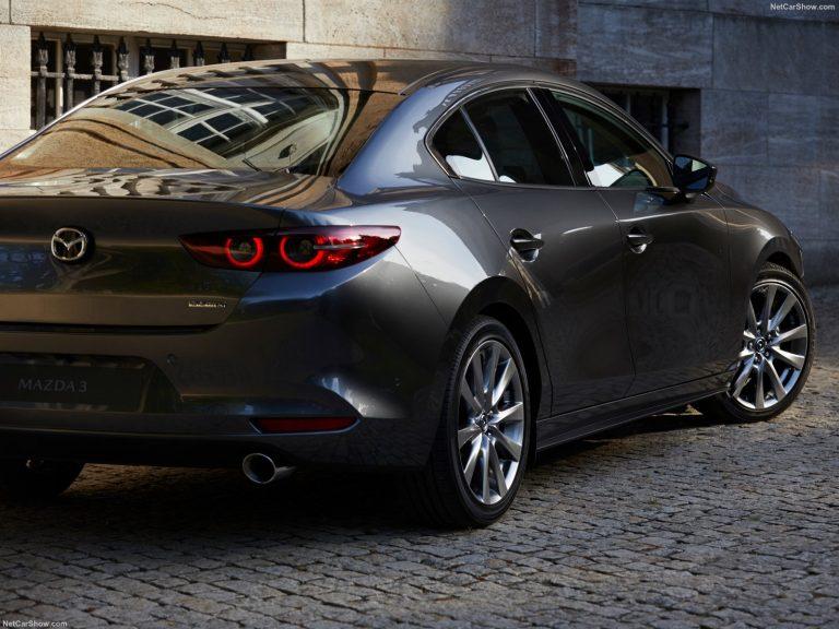 Mazda 3 Sedan, Less is More