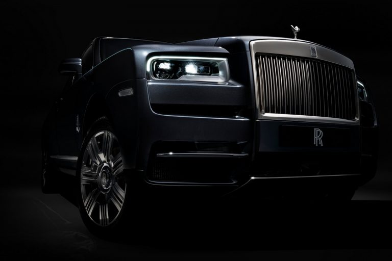Rolls-Royce Cullinan, Super Luxury SUV