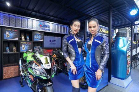 PTT Lubricants Bangkok Motorbike Festival 2019