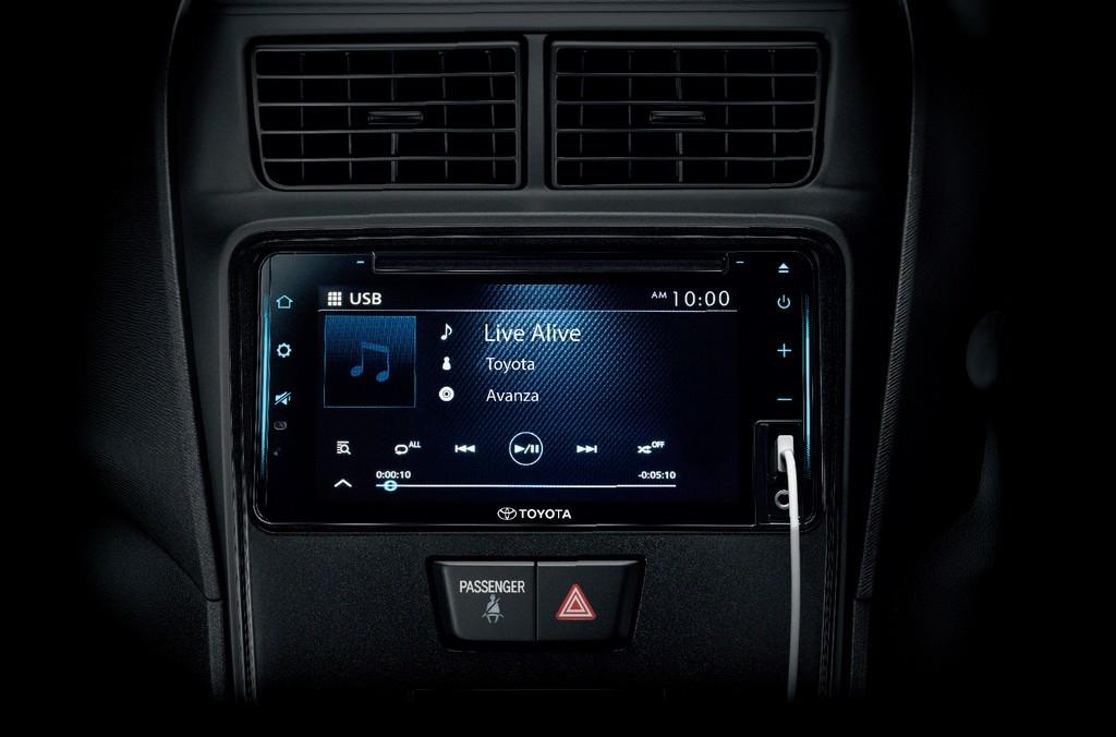 อแวนซา รุ่นปรับปรุงโฉมใหม่ Toyota Avansa 2019