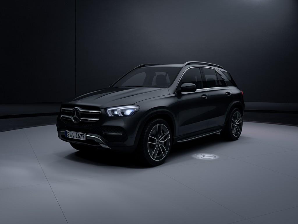 """เมอร์เซเดส-เบนซ์ แนะนำเอสยูวี 7 ที่นั่ง """"The new Mercedes-Benz GLE"""" เครื่องยนต์ดีเซล"""