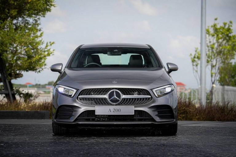 Mercedes-Benz A 200 AMG Dynamic, Premium Compact Car