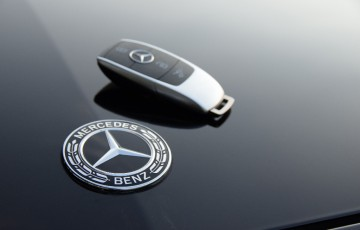 Mercedes-Benz C200 Coupe AMG Dynamic
