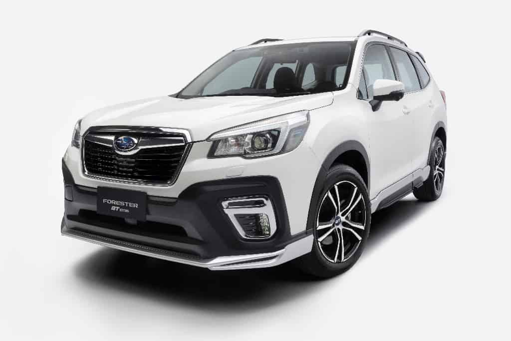 New Subaru Forester GT Edition 2020 (ซูบารุ Forester GT 2020)