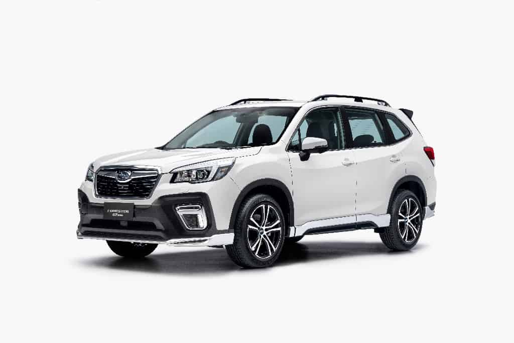 New Subaru Forester GT Edition