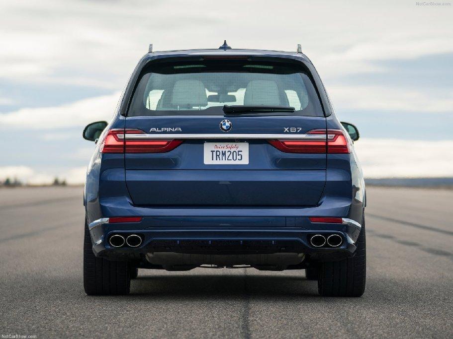 Alpina BMW XB7