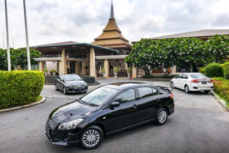 Media Test Drive New Suzuki CIAZ GL Plus