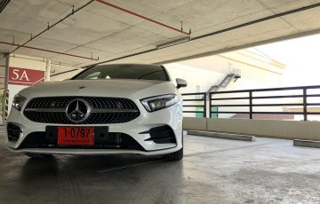 Mercedes-Benz A200 AMG Dynamic
