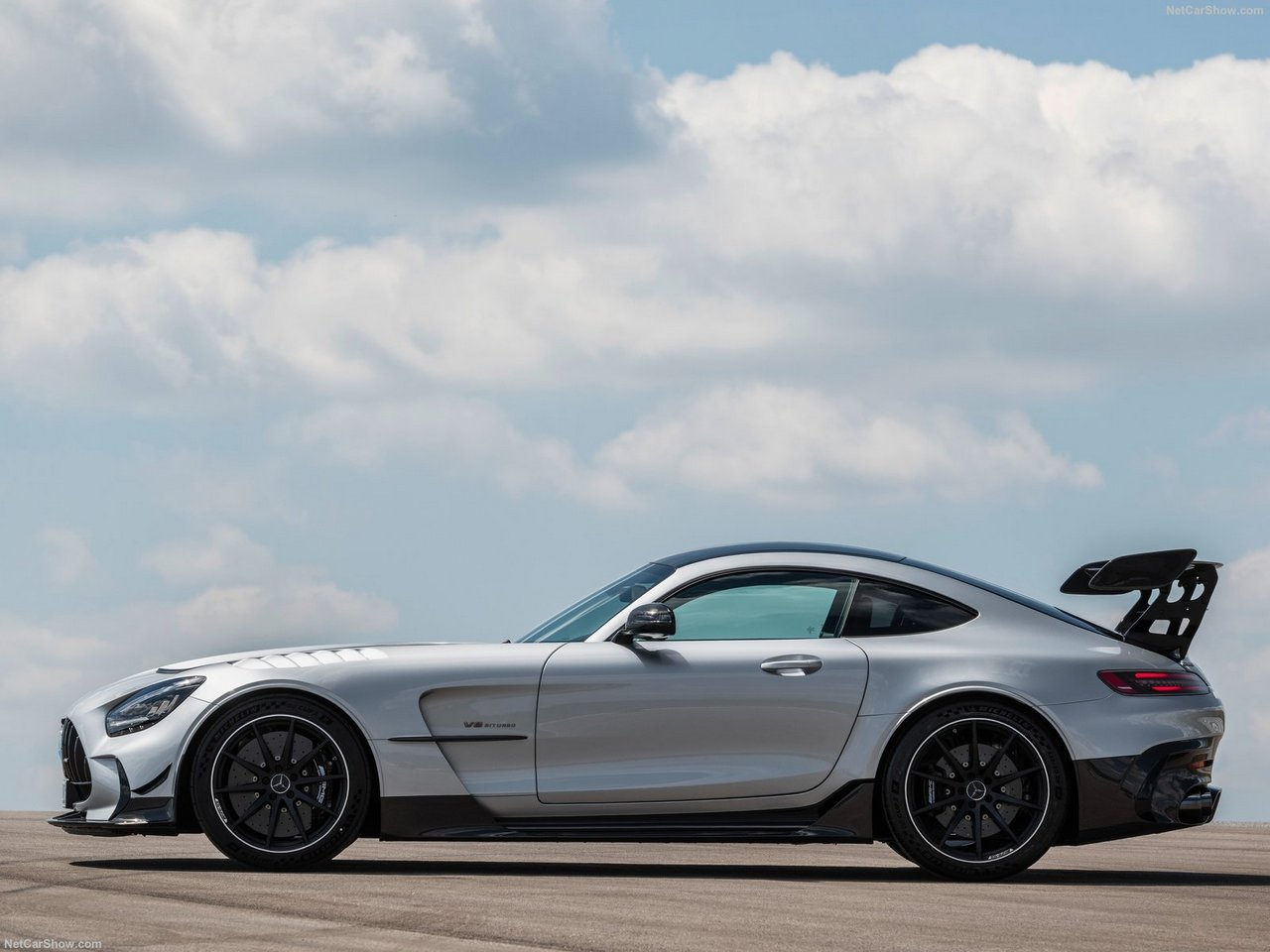Mercedes-Benz AMG GT Black Series