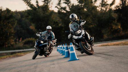 BMW Motorrad Experience Program