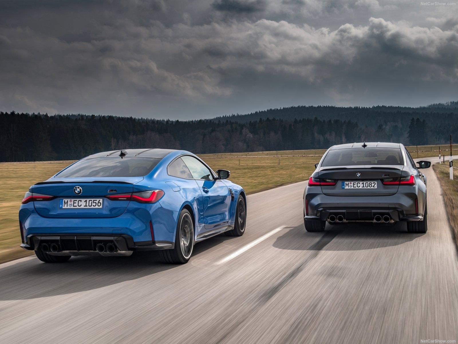 BMW M3 & M4 Competition M xDrive