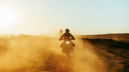 BMW Motorrad Long Distance Riders
